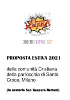 2021 PROPOSTA ESTIVA